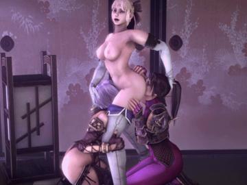Ivy Pyrrha Taki Betty Boop 1644299 - Cassandra_Alexandra Isabella_Valentine Soul_Calibur Taki animated noname55 source_filmmaker.gif