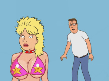 Cartoon Porn King Of The Hill