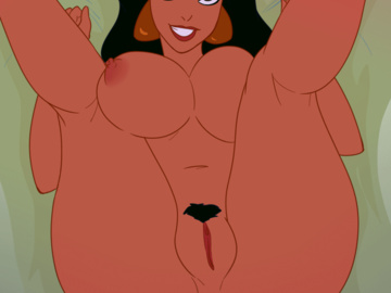Princess Jasmine Jafar The Genie The Sultan 1478970 - Aladdin Inusen Jasmine animated.gif