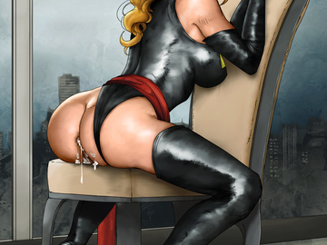Ms Marvel Xxx