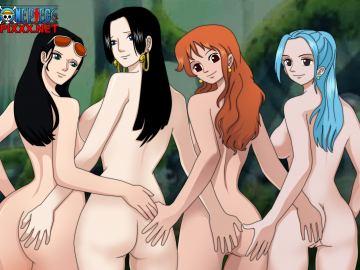 Nami And May Cartoon Sex Comic