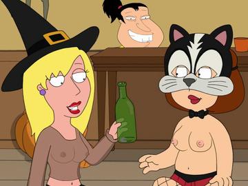 Family Guy Louis Naked