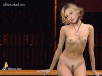 Allyson Mack Nude