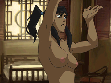 Legend Of Korra Porn Comic