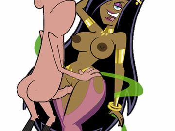 1664480 - Danny_Phantom Desiree Dinkleberg Fairly_OddParents animated crossover tagme.gif