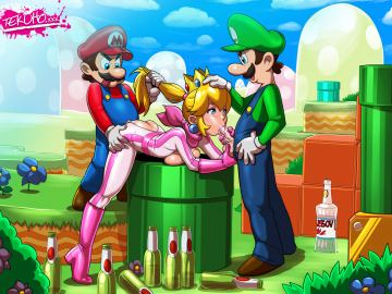 Princess Peach And Princess Daisy Having Sex