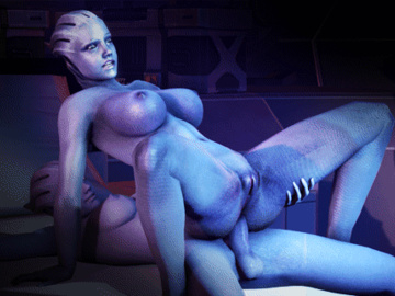 1059286 - Asari Liara_T'Soni Mass_Effect animated fugtrup source_filmmaker.gif