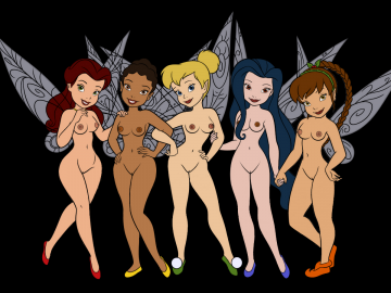 Naked Disney Star