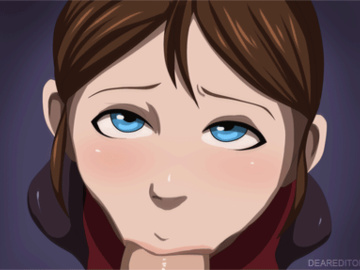 Claire Redfield Jill Valentine 1518044 - Claire_Redfield DearEditor Resident_Evil animated.gif