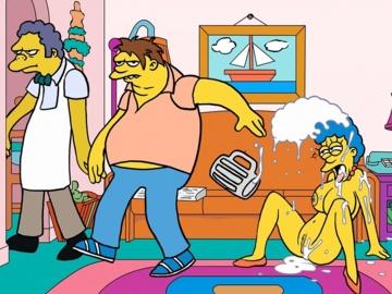 Simpsons Sex Cartoons