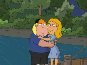 Meg Griffin Eliza Pinchley Muriel Goldman Chris Griffin Barabara John Herbert Stewie Griffin 1396064 - Chris_Griffin Family_Guy Guido_L John_Herbert Sam animated.gif