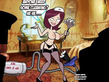 Danny Phantom Hentai Porn