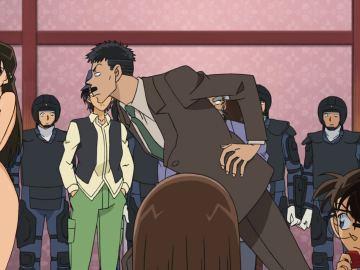 Detective Conan Manga Porn