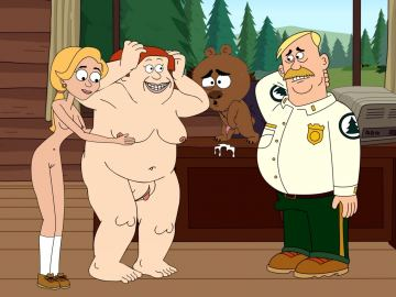 Lois In The Nude On Family Guy