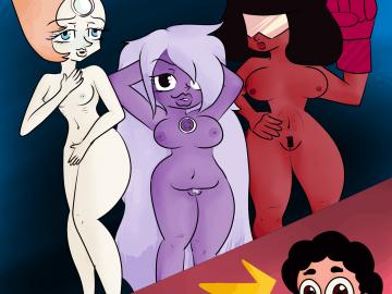 Steven Universe Comic Xxx
