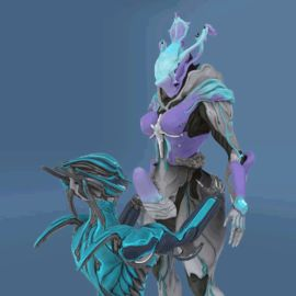 1815778 - Saryn Tenno Warframe animated blender blender_cycles dirtystigma valkyr.gif