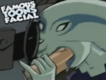 Ben Tennyson Gwen Xylene  368932 - Ben_10 Max_Tennyson Xylene animated famous-toons-facial.gif