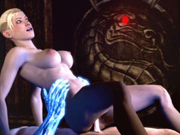 Sub Zero 1644553 - Cassie_Cage Mortal_Kombat Ozzy Sub-Zero animated.gif