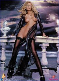 Britney Spears In Stocking