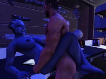 Mass Effect 2 Miranda Nude Sex Scene
