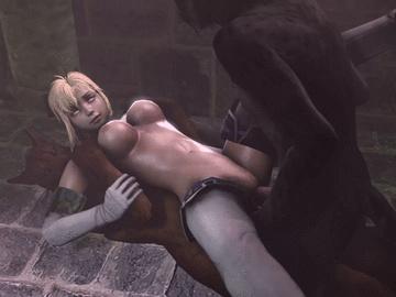 1764791 - Cassandra_Alexandra Skyrim Soul_Calibur The_Elder_Scrolls animated khajiit noname55.gif