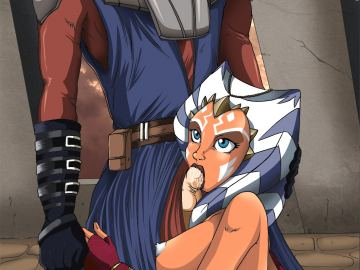 Ashoka Tano From Star Wars The Clone Wars Hentai