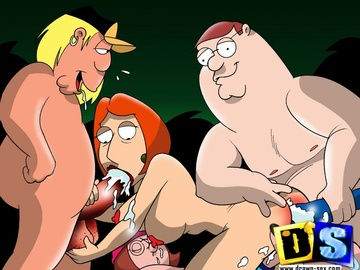 Lois Griffin Naked Fro Family Guy