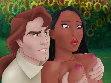 Adult Cartoon Disney Video