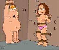 Dotty Campbell Bonnie Swanson Lois Griffin Muriel Goldman 217699 - Animated Chris_Griffin Family_Guy Meg_Griffin.gif