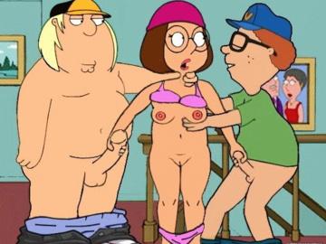 Family Guy Porn Blowjob