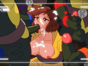 1418421 - April_O\'Neil Donatello Leonardo Michelangelo Raphael Teenage_Mutant_Ninja_Turtles animated fantasyblade.gif