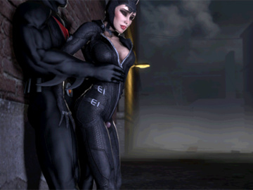 Terry McGinnis 1086675 - Batman Batman_Beyond Catwoman DC andreygovno animated source_filmmaker.gif