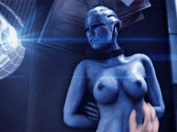 Mass Effect 2 Porn