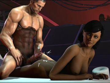 Mass Effect 2 Miranda Sex