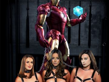 Iron Man Xxx Heather Starlet