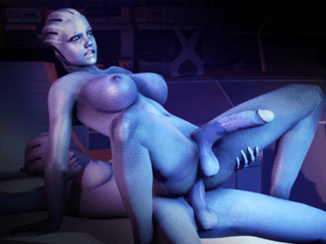 1026765 - Asari Liara_T'Soni Mass_Effect animated fugtrup source_filmmaker.gif