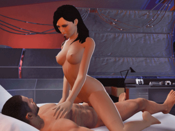 1395729 - Commander_Shepard Kasumi_Goto Mass_Effect animated source_filmmaker trajan99.gif