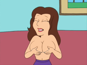 Eliza Pinchley Peter Griffin Dotty Campbell 1498781 - Dr._Amanda_Rebecca Family_Guy animated.gif