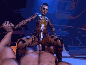 1249310 - Jack Mass_Effect Mass_Effect_3 amatori amatori3d animated source_filmmaker.gif