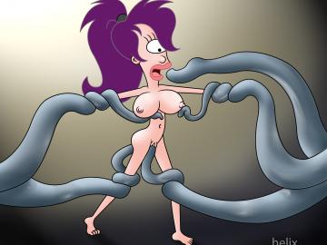 Futurama Porn Amy