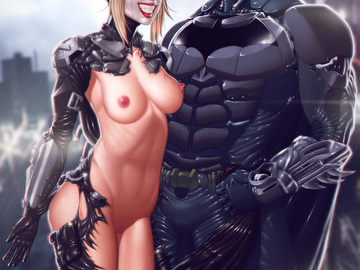 Free Moving Batman Cartoon Porn