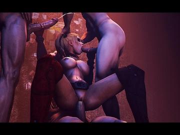 Harley Quinn Hentai Videos