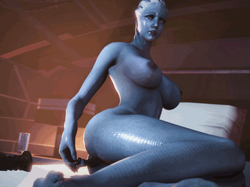 1743075 - Asari Liara_T'Soni Mass_Effect animated tsoni.gif