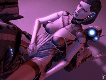 1262483 - EDI Mass_Effect Mass_Effect_3 animated geth leeteRR source_filmmaker.gif