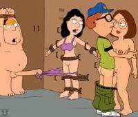 Lois Griffin Brian griffin Glenn Quagmire 218857 - Animated Bonnie_Swanson Chris_Griffin Family_Guy Meg_Griffin neil_goldman.gif