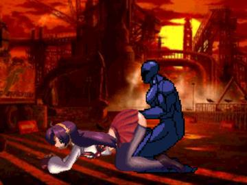Shermie Yuri Sakazaki Angel Mai Shiranui Athena Hotaru Futaba Leona Foxy 1579854 - Athena King_Of_Fighters M.U.G.E.N. animated kuromaru_(mugen) tagme.gif