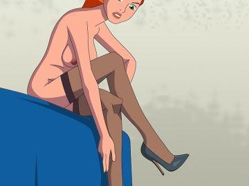 Nude Ben 10