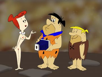 Xxx Cartoon Sexual Comics Flintstones Simpsons