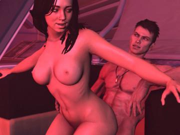 1302025 - Dante Devil_May_Cry Mass_Effect Miranda_Lawson animated crossover em805 source_filmmaker.gif