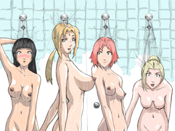 Sakura Naked From Naruto